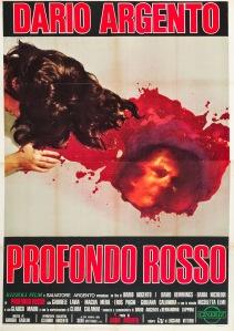 PROFONDO ROSSO - Italian Poster 1
